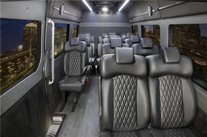6 Passenger Suv >> 14 Passengers Sprinter Van - Limo Service NYC